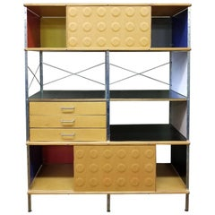 Storage Unit Designed by Charles & Ray Eames for Herman Miller