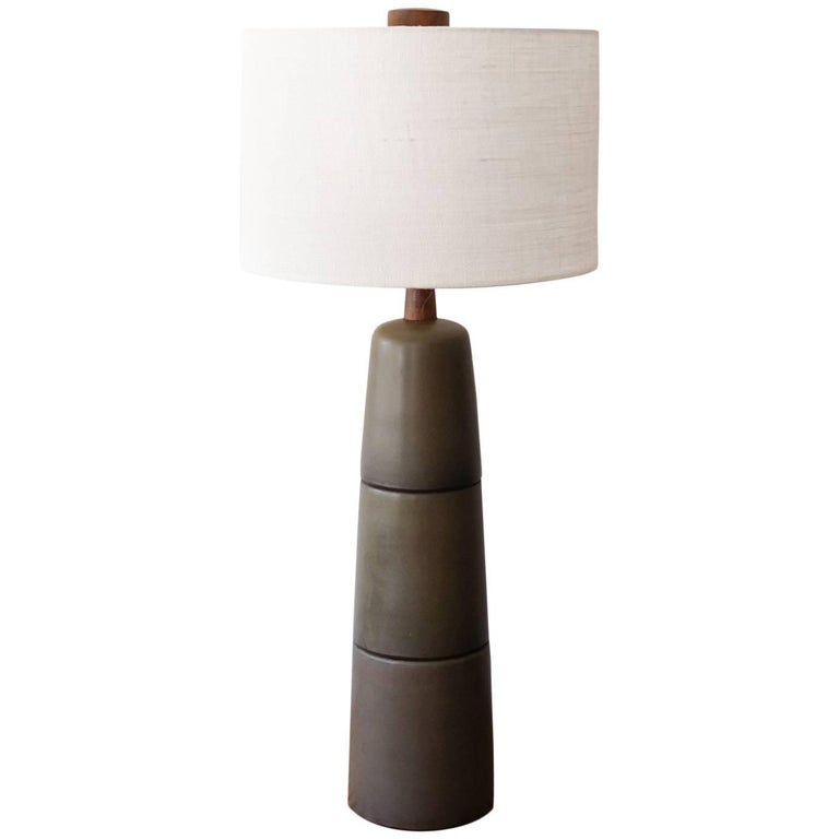 Jane and Gordon Martz Ceramic Lamp