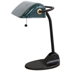 Bankers Desk Lamp by Gebruder Jacob, circa 1920s