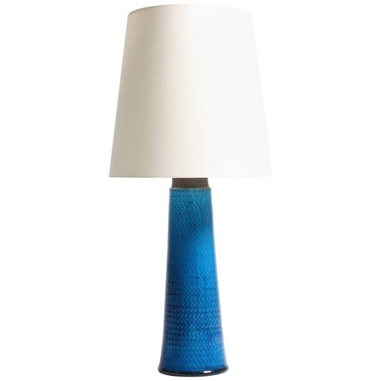 Tall Table Lamp by HAK