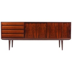 Oman Jun Sideboard in Rosewood