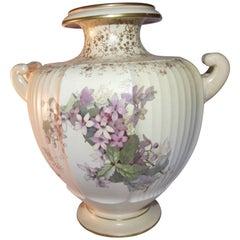 Doulton Burslem Double Handled Vase