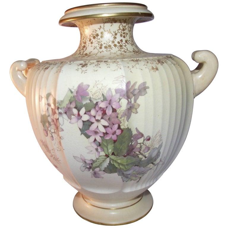 Vase By Samuel Wilson For Doulton Burslem For Sale At 1stdibs