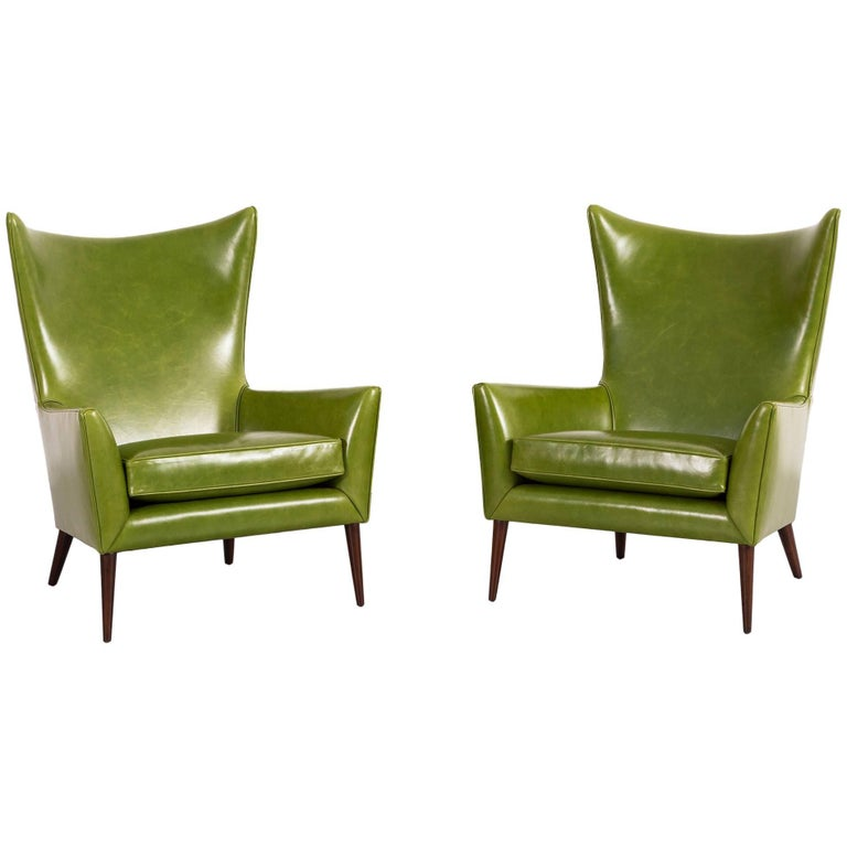 Set of Paul McCobb for Custom Craft Lounge Chairs