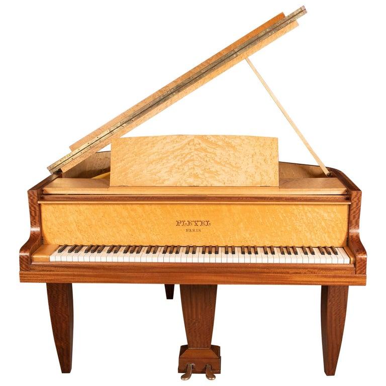 Pleyel Art Deco Baby Grand Piano #197175, circa 1939