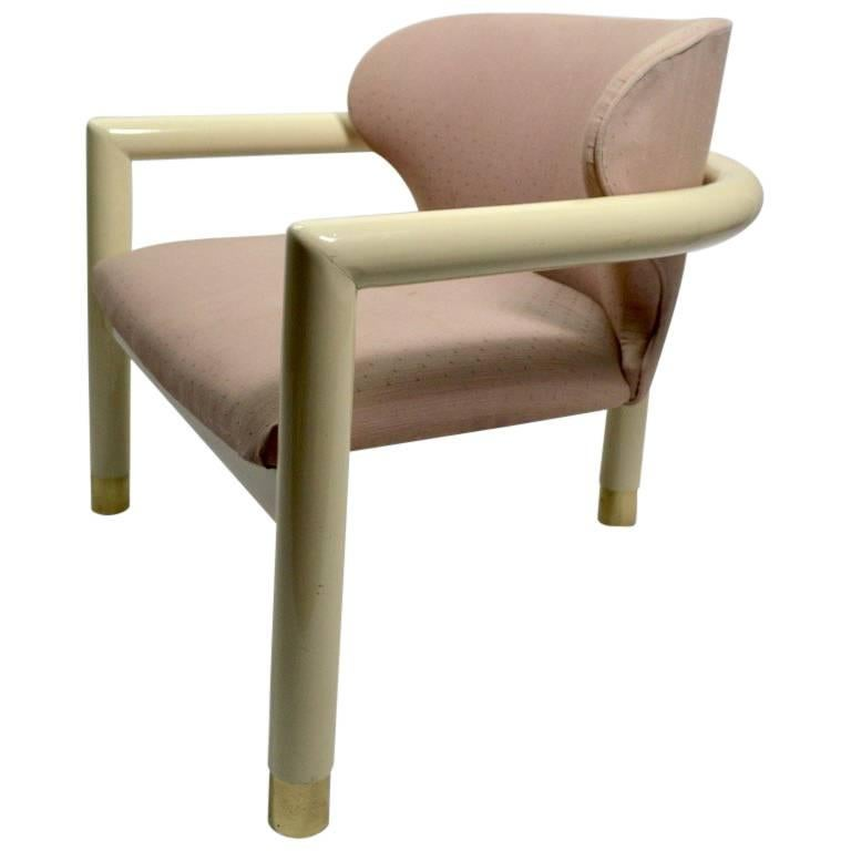 Low Slung Lounge Chair By Century Furniture Company For