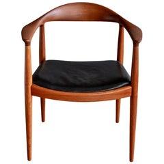 """Hans Wegner """"The Chair"""" for Johannes Hansen"""
