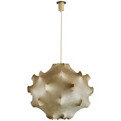Suspension Light by Achille & Pier Giacomo Castiglioni for Flos