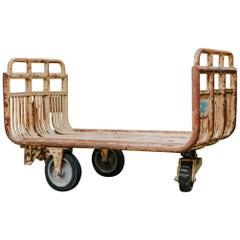 Iron Industrial Trolleys