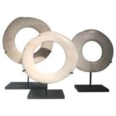 Set of Three YUA Rings