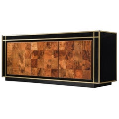 Double-Sided French Buffet Credenza