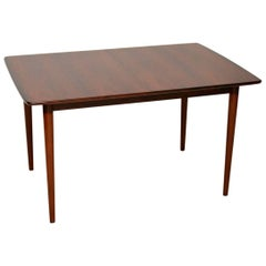 1960s Vintage Dining Table by Rastad & Relling for Bahus