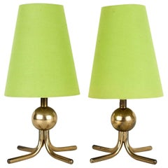 Two Rupert Nikoll Table Lamps, circa 1950s