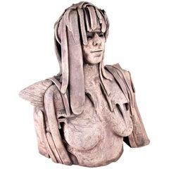 Modern Sculpture by B. Vandenberghe, Belgium, 20th Century