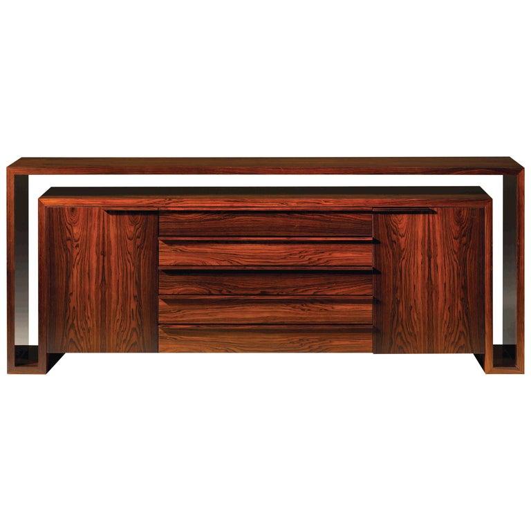 Duplo U Contemporary Sideboard by Luísa Peixoto