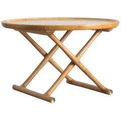 Mogens Lassen Egypt Table in Cherrywood for Rud. Rasmussen