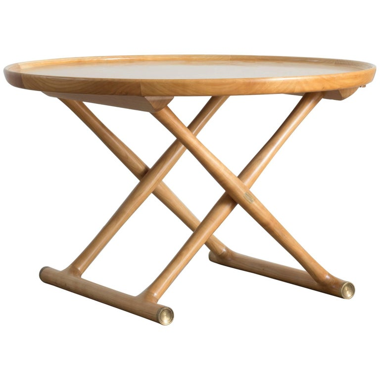 Mogens Lassen Egypt Table in Cherrywood for Rud. Rasmussen