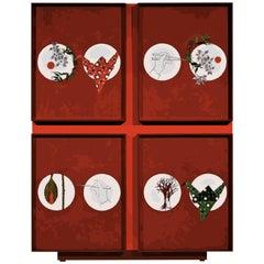 Divine Contemporary Cabinet