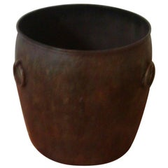 Maitland-Smith Metal Vessel