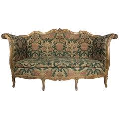 Giltwood Sofa