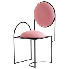 Solar Chair in Pink by Lara Bohinc