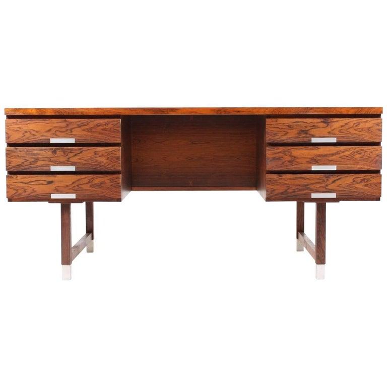 Kai Kristiansen Desk in Rosewood
