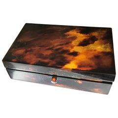Classic Tortoiseshell Box