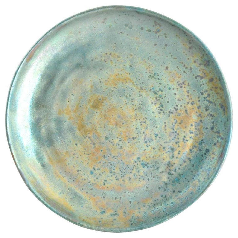 Beatrice Wood Plate