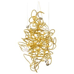 Dax Vertical Chandelier