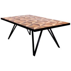 Four to the Floor, Limited Edition Table by Francois Gustin for Spolia