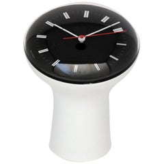 Angelo Mangiarotti Secticon Table Clock