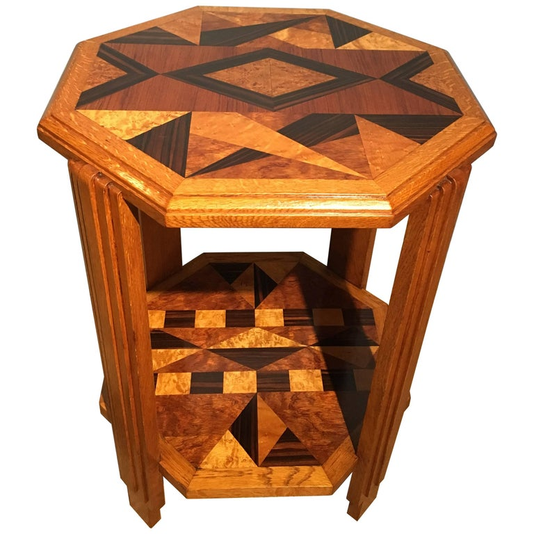 Art Deco Lamp Table or Side Table