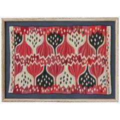 Vintage Marta Måås-Fjetterström Wall Tapestry