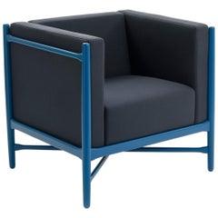 Loka Armchair, Comfortable Design Upholstery Modern Style