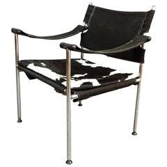 """Irafas"" Safari Chair, Sigurd Ressell and Cato Mansrud, Norway, 1965"