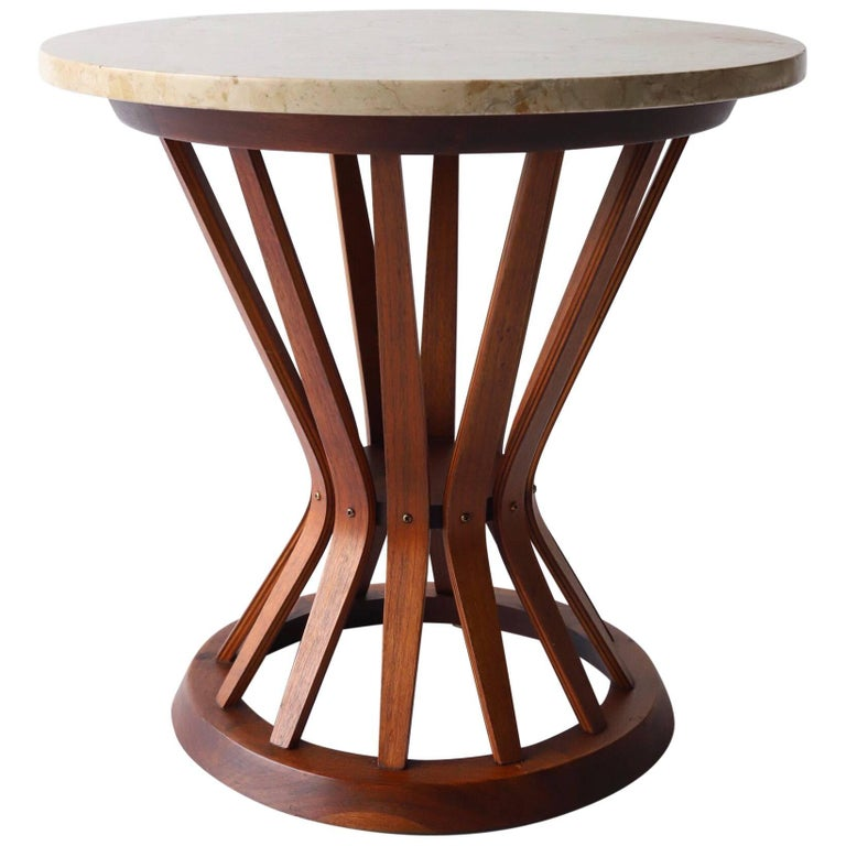 Sheaf of Wheat Side Table by Edward Wormley for Dunbar