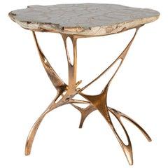 "Mark Brazier-Jones, ""Septarian"" Side Table, United Kingdom, 2016"
