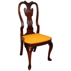 Philadelphia Queen Anne Balloon Seat Side Chair