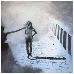Bente Orum Walking towards the Light, 2017