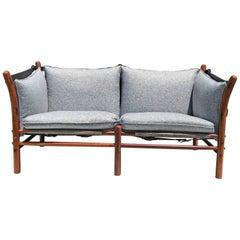 "Arne Norell ""Ilona"" Safari Settee Sofa"