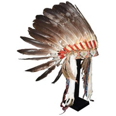 Cheyenne Chief Cap from America