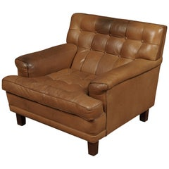 Arne Norell Lounge Chair Model Merkur, Sweden, circa 1960