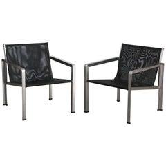 Giuseppe Raimondi Design Modern Aluminum Cube Chairs