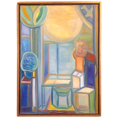 "Countess Ulla Wachtmeister ""Moonlit Room"", 1994 Stockholm"