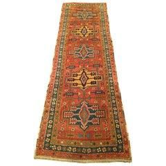 Early 20th Century Persian Northwest Persia Runner Rug