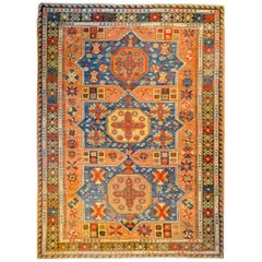 Extraordinary Early 20th Century Antique Sumak Rug