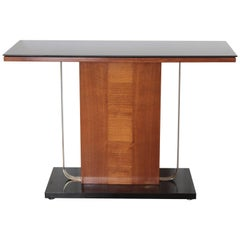 Art Deco Machine Age Console / Entry Table