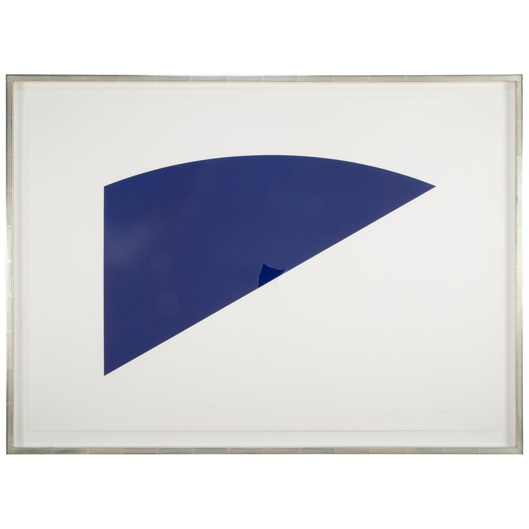 """Eight By Eight"" by Ellsworth Kelly"
