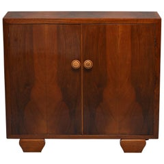 Small Art Deco Cabinet