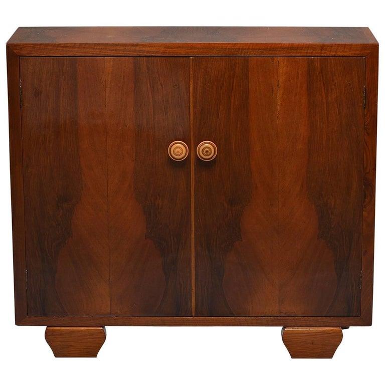 Small Art Deco Cabinet